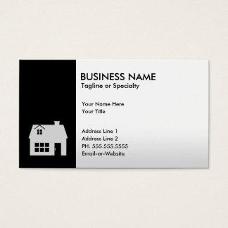 fastighet visitkort