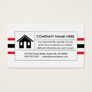 fastighetrandar visitkort