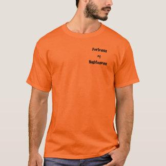 Fästning av mardrömmar tee shirts