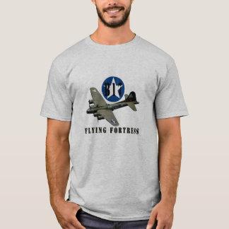 Fästning för flyg B17 T-shirts