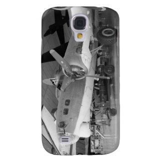 Fästning för flyg B-17 Galaxy S4 Fodral