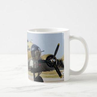 Fästning för flyg B-17 Kaffemugg