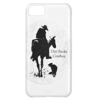 Fattig Cowboy för smuts iPhone 5C Fodral