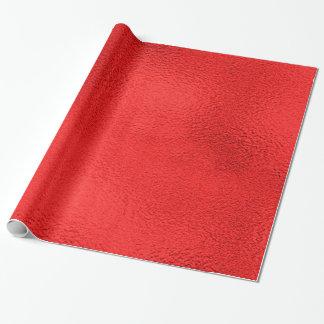 Fauxen omkullkastar rikt rött för valentin - alla presentpapper