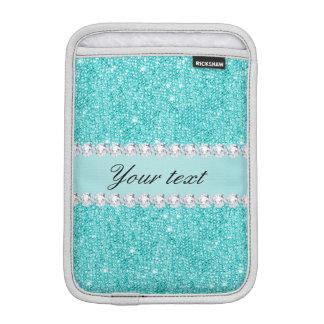 FauxkrickaSequins och diamanter iPad Mini Sleeve