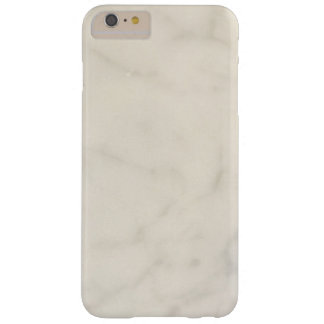 Fauxmarmorchic 4Emily Barely There iPhone 6 Plus Fodral