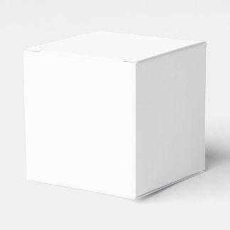 Favören för anpassningsbar 2x2 boxas presentaskar