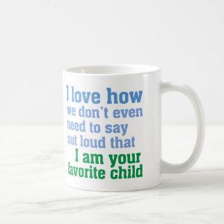 Favorit- barn kaffemugg