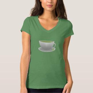 """Favorit- """"Tea"""" skjorta (grön Tea) T-shirts"""