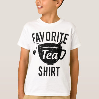 Favorit- Teaskjorta T Shirts