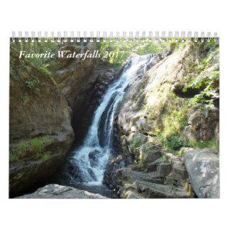 Favorit- vattenfall 2017 kalender