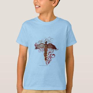 Fawkes spridningvingar t-shirt