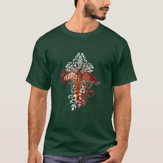 Fawkes spridningvingar t-shirts