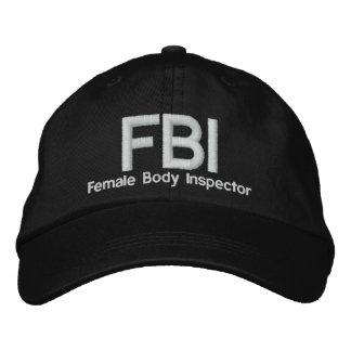 FBI BRODERAD BASEBALL KEPS
