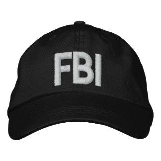 FBI broderad hatt