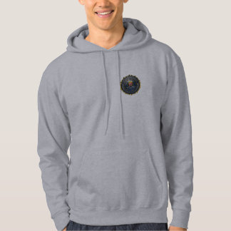 Fbi-Emblem Munkjacka