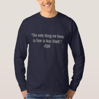 FDR samlar till återställandesanity T Shirt
