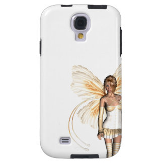 Fe i fodral för vitSamsung galax 4 Galaxy S4 Fodral