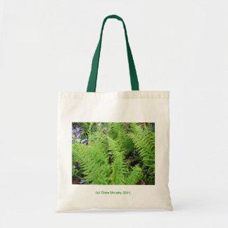 Feathery Ferns Tygkasse