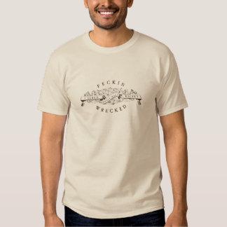 Feckin havererade: Jag blöder singelMaltWhisky T Shirts