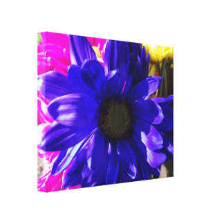 Feelin blåttkanvastryck kanvasdukar med gallerikvalitet