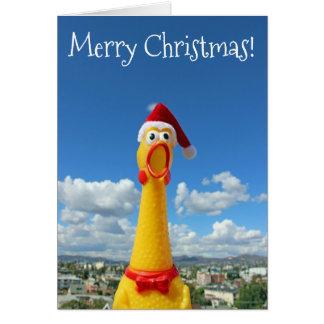 Feg julkort för fantastisk! hälsningskort