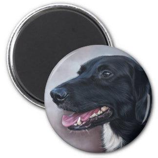 Feist Labrador Magnet