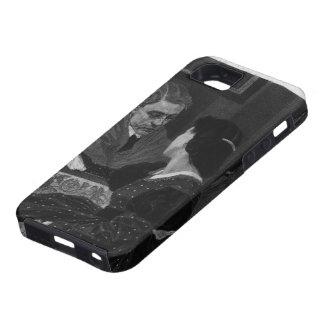 Felicien Rops: En gentleman och en dam iPhone 5 Case-Mate Fodral
