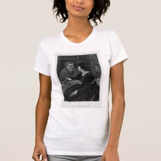 Felicien Rops: En gentleman och en dam Tshirts