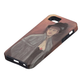 Felicien rops slagen iPhone 5 Case-Mate fodraler
