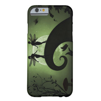 Felik iphone case för systermånskenskog barely there iPhone 6 fodral