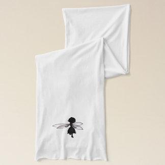 Felik silhouettescarf halsduk
