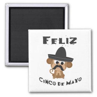 Feliz cinco de Mayo - apa Magnet