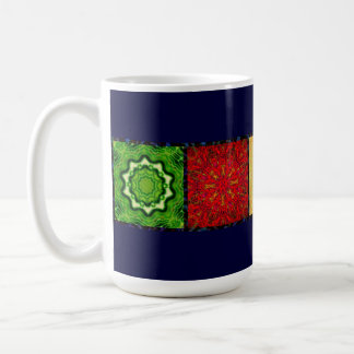 Fem inslag kaffemugg