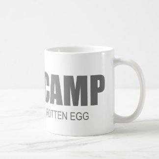 Fema-LÄGER - sist är in ett ruttet ägg Kaffemugg