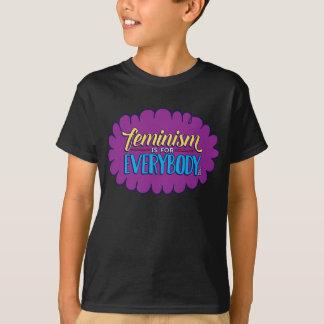 Feminism är för barn t-shirt