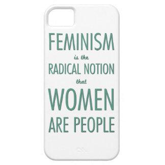 Feminism: Den radikala aningen att kvinnor är folk iPhone 5 Case-Mate Skal