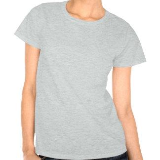 Feminist - därför att kvinnor är den stilla… skjor t shirts