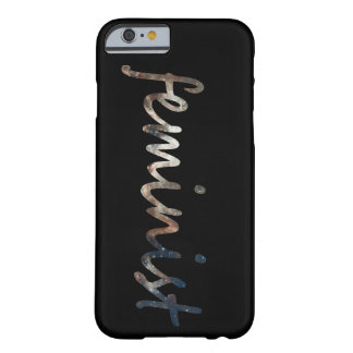 Feministisk Hubble Nebulaiphone case Barely There iPhone 6 Fodral