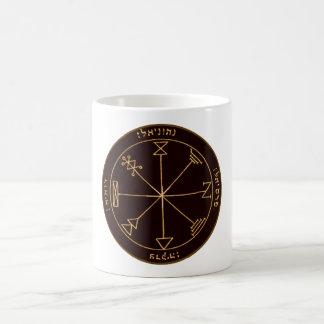 Femte Pentacle av Jupiter Kaffemugg