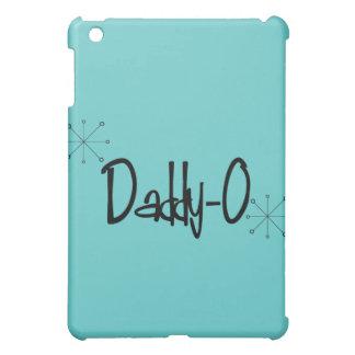 Femtiotalfärg för din Pappa-NOLLa iPad Mini Fodral