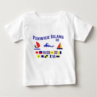 Fenwick Ö DE Signalera Sjunka T-shirts