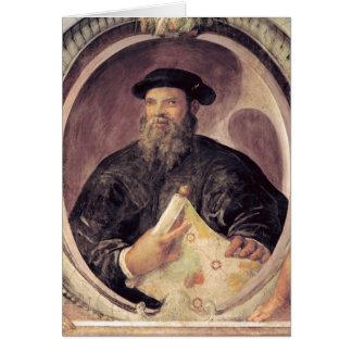 Ferdinand Magellan Hälsningskort