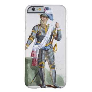 Fernand Cortez (1485-1547) som inristas av Pierre Barely There iPhone 6 Skal