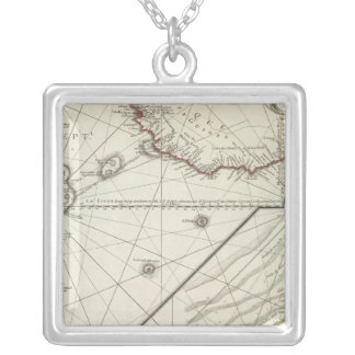 Fernand de Noronha Ö Silverpläterat Halsband