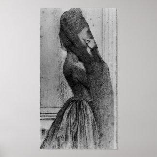 Fernand Khnopff - skyla Poster