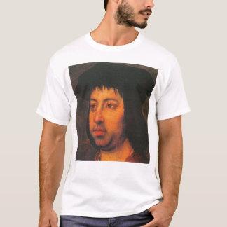 Fernando/Ferdinand av Aragon 1452 Tshirts