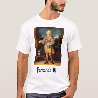 Fernando VI, Fernando VI Tröjor