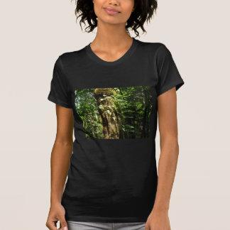 Ferns i skog t shirt