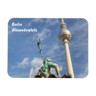 Fernsehturm i Berlin Magnet